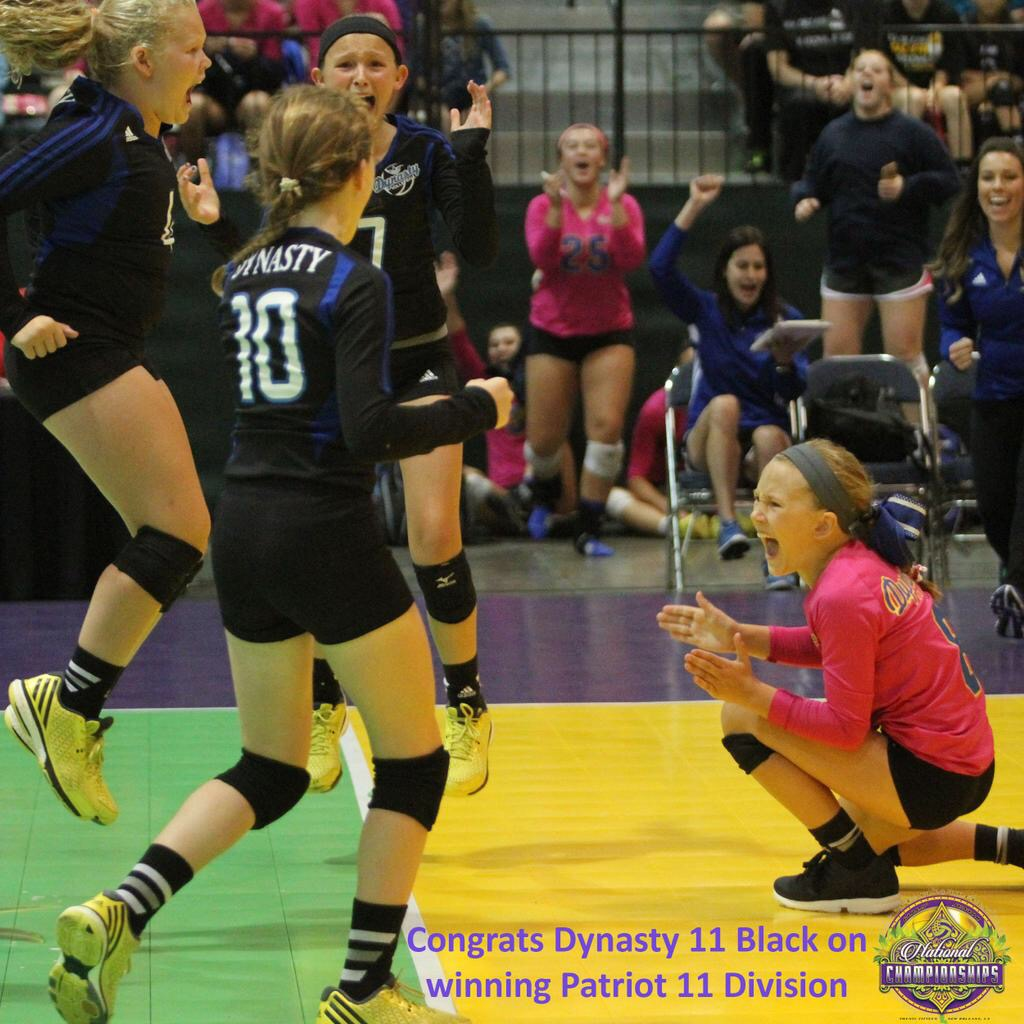 Dynasty Volleyball The Premier Kansas City Girls Volleyball Club